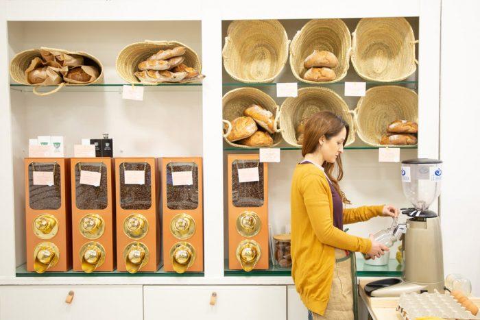 comprar pan artesanal variado