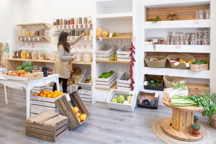 variedad en productos saludables ecosostenibles